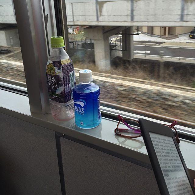 定期検診のため金沢日帰り。