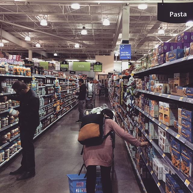 いろんな国の食料雑貨店に行きたい!そんな思いつきの一言で旅はスタートした。思いつきの一言で旅を始められる状態をこれからもボトムのラインとして維持していきたい。