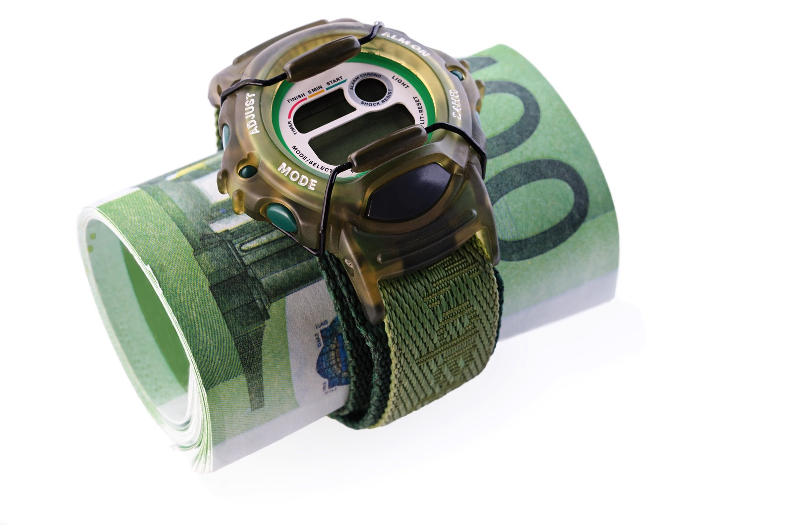 Watches and banknotes PDPDME9