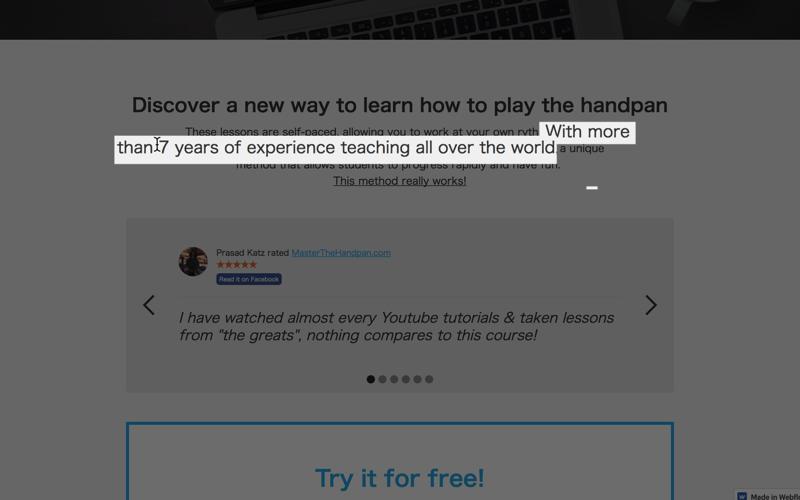 15 オプトインページにユーザーレビューを掲載する理由