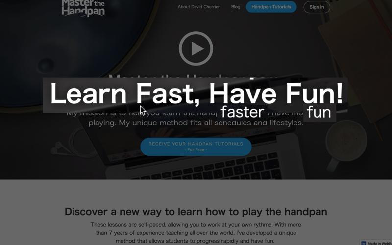 13 セールスレターに一貫性を持たせる Learn Fast Have Fun