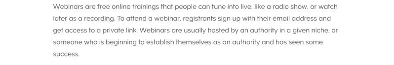 02 1 ウェビナーとは セールス専用のWebinarと権威性を高めるWebinar